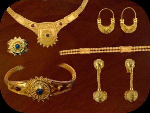 Joias Bizantinas
